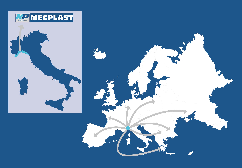 logistica Mecaplast