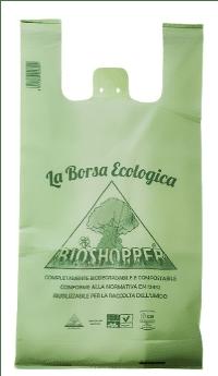 shopper-compostabile-verde